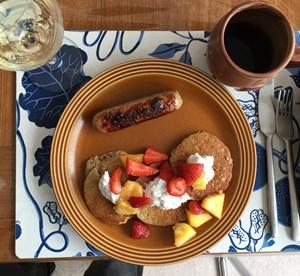 Pancake Round-up (GF and Vegan)