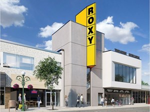 Rebuild of 'iconic' Roxy Theatre to break ground on Monday