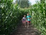 Family Five: Heritage Days and the start of Corn Maze season