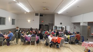 Potluck Supper and Games Night - January 28, 2018