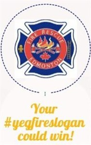 Help Edmonton Fire Rescue Services name its newest campaign