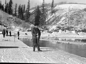The Ice Age in Edmonton