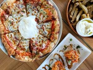 Calgary Restaurant Review: Elbow Room Brittania