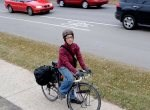 Some folks love the idea allowing cyclists on our sidewalks. Others hate it.