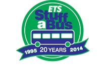 20th annual ETS Stuff A Bus campaign begins