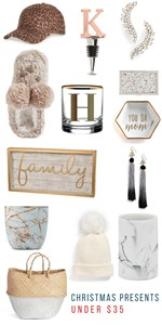Gift Guide   Sparkle Surprise Gifts Under $35