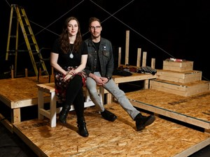 StoneMarrow Theatre takes to the stage with stories that touch and teach