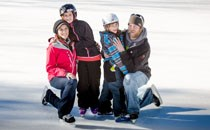Skate into the Holidays: Victoria Park Oval opens