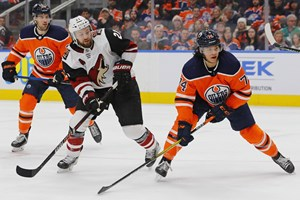 Morning Report: Oilers Vs. Coyotes (18 January)