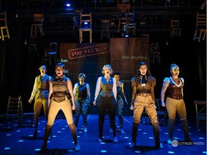 The Invisible: Agents of Ungentlemanly Warfare musical by Catalyst features unlikely spies