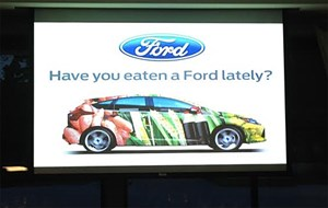 Recap: Have you eaten a Ford lately? at NAIT Ernest's