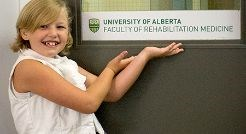 Youngster turns to crowdfunding to raise money for spinal cord research