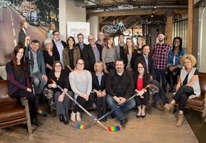 Pride Tape team-up winning allies