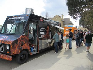 Meet the Trucks: Smokehouse BBQ