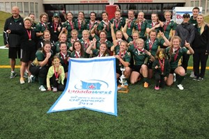 Pandas win 3rd straight Canada West title