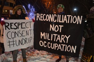 Latest Update: Amiskwaciy in Solidarity with Wet'suwet'en— Treaty 6