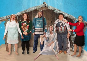 Celebrating 10th anniversary, The Best Little Newfoundland Christmas Pageant…Ever! offers a taste of 'The Rock'