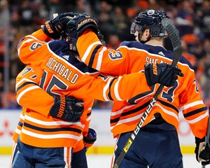 Edmonton Oilers examining extensions for Archibald, Nygard, Sheahan