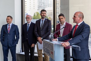 Edmonton Global officially launches to attract investment to the Edmonton Metro Region