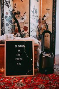 Breathe in that Fresh Air