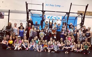 Fitness is a Family Affair at Little Sweatshop