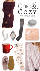 Top Things You Need For The Perfect, Winter Day Inside
