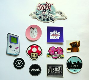 Subscription Service Review: Sticker Swaps