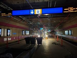 TLC for LRT Volume 1: Central Station Update