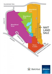Welcome to the Blatchford neighbourhood, NAIT!