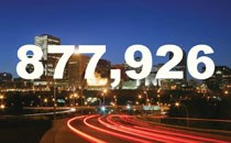 News Release: Edmonton's 2014 census confirms strong population growth