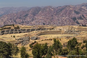 Visiting Sacsayhuaman- An Inca Fortress in Cusco, Peru