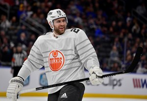 Draisaitl, McDavid help lead the way as Pacific Division wins all-star game