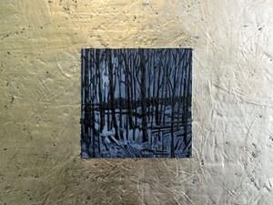 ArtPic: Jordan Pearson's Value in Shadows —at Night at Naess Gallery