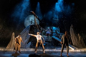 Citadel Theatre's Integrated Production of The Tempest