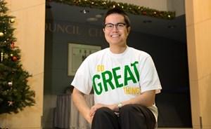 Alumni rise to volunteer challenge in inspiring numbers