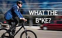 Get ready for a bike lane multi-sensory experience
