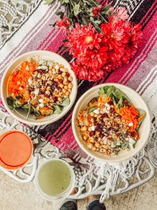 Biiblos Bowl from Freshii!