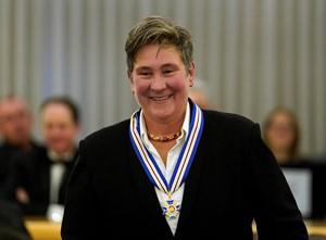 k.d. lang receives Alberta Order of Excellence