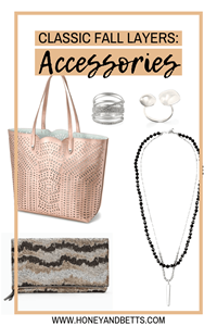 3 Tips On Layering Fall Accessories To Wear With Sweaters