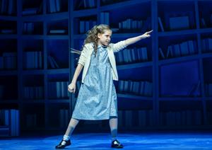 Matilda Brings Nostalgia to the Citadel
