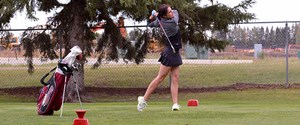 ACAC Player of the Year returns to lead Griffins golf team