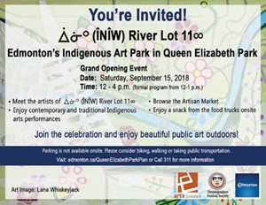 On Saturday, September 15, you're invited to join the City of...