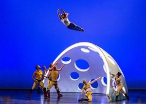 """Diavolo"": A Masterpiece of Contemporary Dance and Elaborate Design"