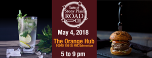 Taste of Stony Plain Road – May 4, 2018