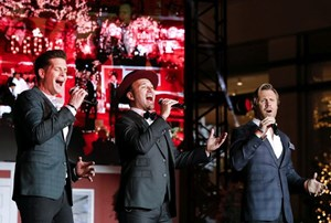 Review: The Tenors bring jaunty, joyous Wonder of Christmas Tour to the Jube