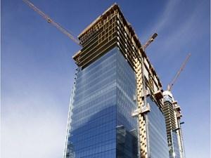 Another milestone for Edmonton's Stantec Tower
