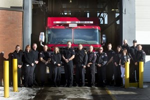 This is who we are: Edmonton Fire Rescue Services Peer Support Team
