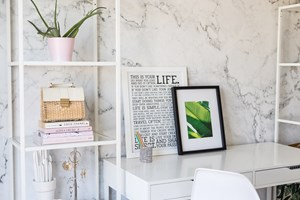 Room Tour: My Office & Video!
