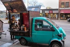 Lui-Chi's Espresso and Fine Treats: Mobile Organic Coffee