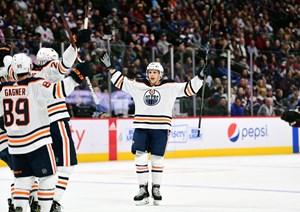 Edmonton Oilers recall D Matt Benning